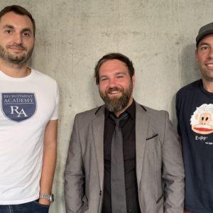 Podcast: Nábor obchodníků na Facebooku.