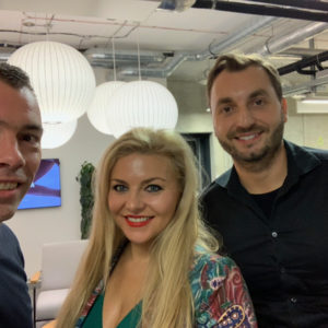 Podcast: Simona Kijonková ze Zásilkovna.cz