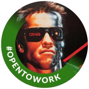 #Opentowork pro kandidáty i recruitery