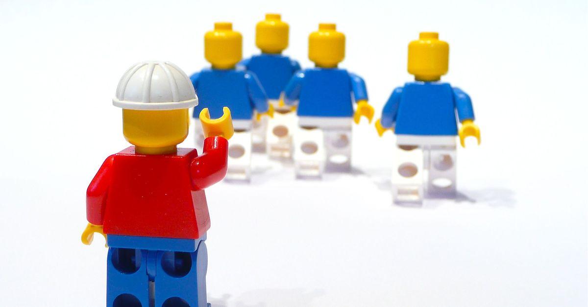 Lego Manager